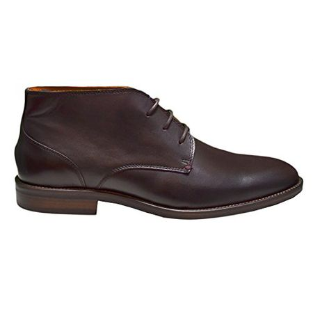65c7594501aeb7 Tommy Hilfiger Herren Essential Leather Boot Derbys