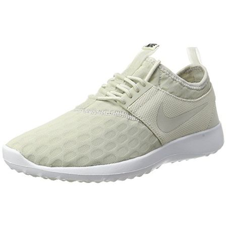 Nike Damen Juvenate Hellgrau Mesh Sneaker 42