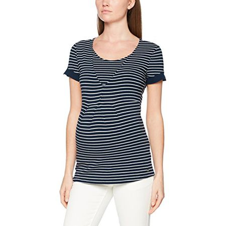 ESPRIT Maternity Damen Nursing Ss Yd Umstands-T-Shirt