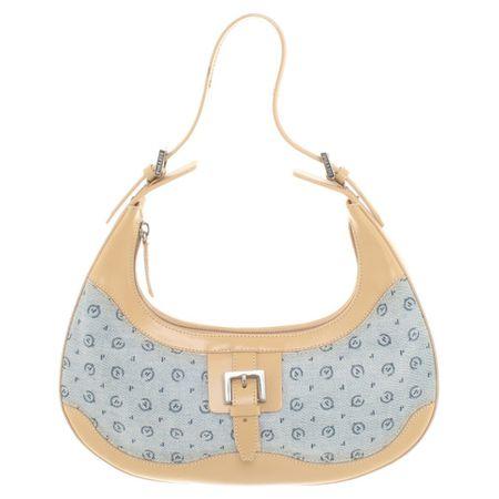b3f6298e7d05c Pollini Leder-Handtasche in Beige