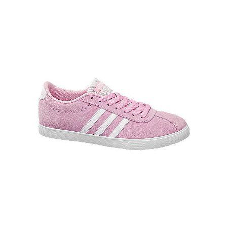 more photos 046e6 f3401 adidas Sneaker COURTSET W pink