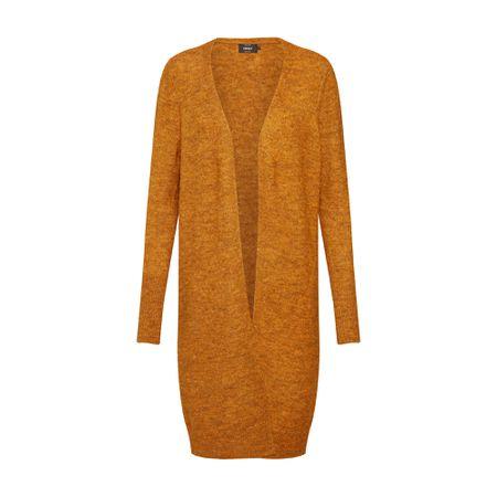 heiß-verkaufende Mode Neu werden Modestil von 2019 ONLY Cardigan 'Meredith' goldgelb