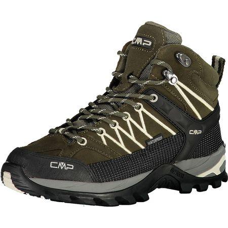 CMP Herren Trekking Outdoor Schuhe Wanderschuhe Rigel MID Shoes Waterproof