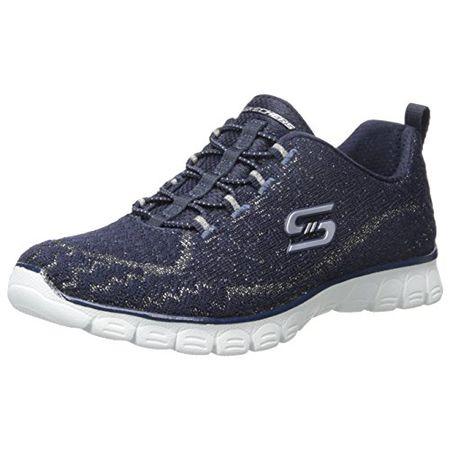 Flex Skechers eur BlauSchuhgröße 41 Estrella 3 Damen Sneaker Ez 0 OTikXZPu