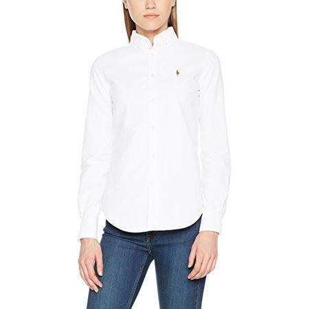 4ba10aa6fc1ada Polo Ralph Lauren Damen Hemd Ngl Kendal-Long Sleeve-Shirt