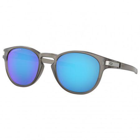 13b263bcff0029 Oakley - Latch Prizm Polarized S3 (VLT 12%) - Sonnenbrille blau/grau