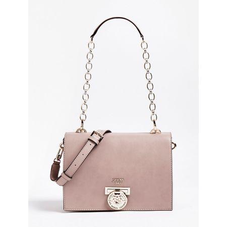 edfb8cc8d8d9c GUESS Handtasche  Marlene  altrosa