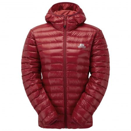 4adb864d12ae41 Mountain Equipment - Women s Arete Hooded Jacket Gr 14 16 8 rot schwarz
