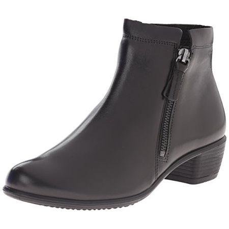 Ecco Damen Elaine Chelsea Boots, Braun (Cocoa BROWN1482), 41