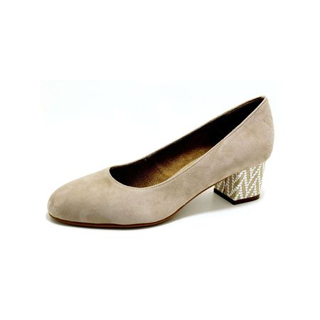 Tamaris Pumps in Beige | Luxodo