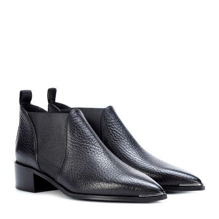 e8439a7eabad Acne Studios - Ankle Boots Jenny aus Leder