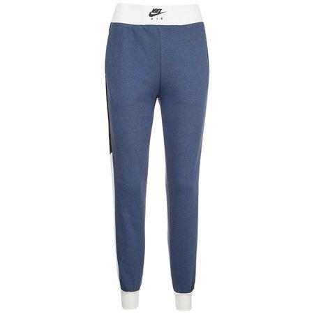 Nike Sportswear Air Jogginghose Damen blauweiß Damen