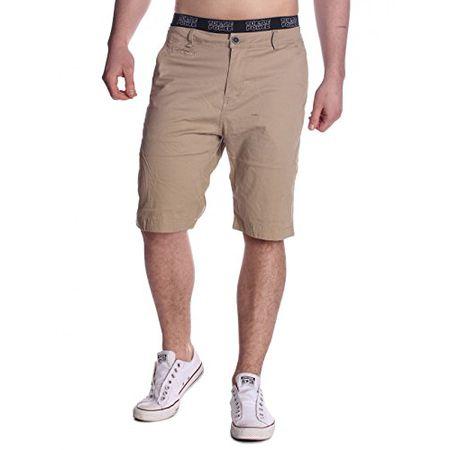 ArizonaShopping Max Men Herren Cargo Shorts Kurze Hose Chino
