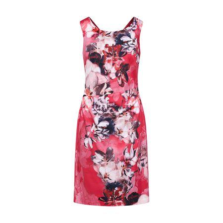 de111404b31 Vera Mont Kleid pink   rosa   weiß