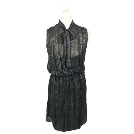 Kleid tommy hilfiger schwarz