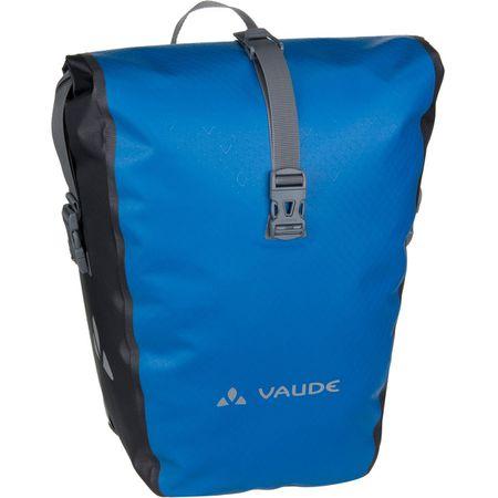 one Size VAUDE Aqua Back Luminum Single Radtaschen Black