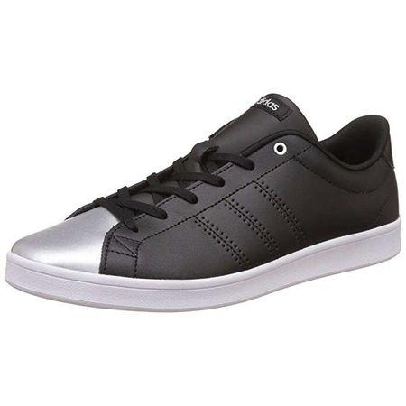 Adidas NEO Sneaker Advantage Clean QT W Sneakers Low schwarz Damen