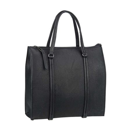 the best attitude 95e7a 4e6bb Marc O'Polo Handtasche Thirtyseven Cube Washed Handtaschen schwarz Damen
