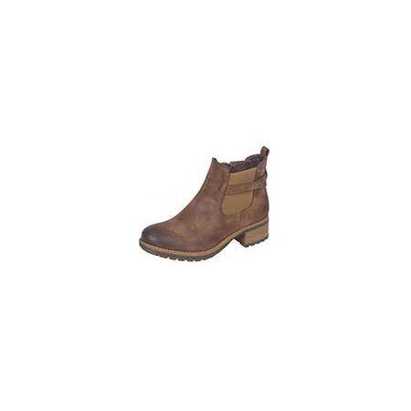 Rieker Stiefeletten in Braun   Luxodo 39f99a4bff