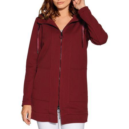 Bench Jacke in rot für Damen