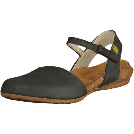 el naturalista 5201 damen sandalen black