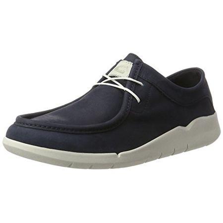 camel active Damen Cloud 73 Sneakers, Blau (Midnight 04), 40 EU
