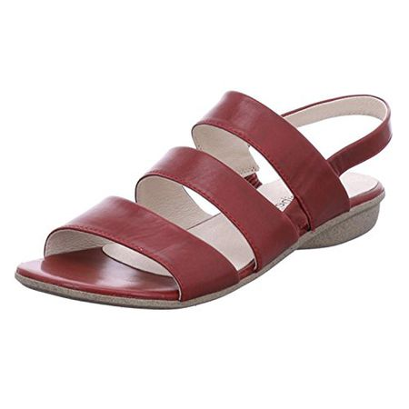 Josef Seibel Fabia 11 Sandalen in Übergrößen Rot 87511 971 460 Große Damenschuhe, Größe:43