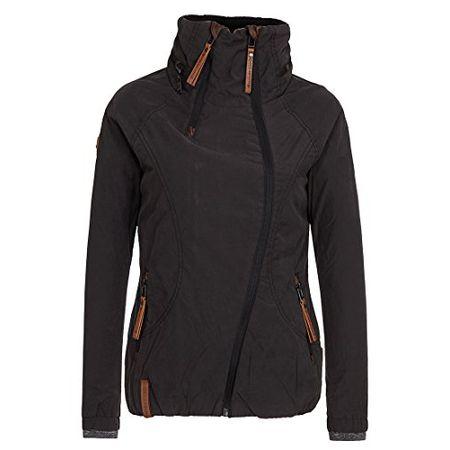 Naketano Female Jacket Schlaub?r Black L