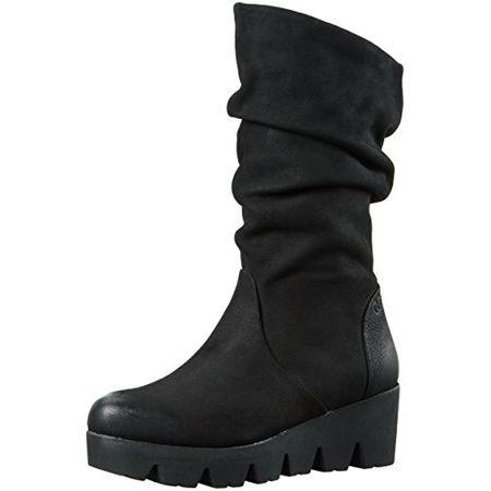 official photos 688ee a4d51 GERRY WEBER Shoes Damen Roxy 04 Kurzschaft Stiefel, Schwarz (Schwarz 100),  38 EU