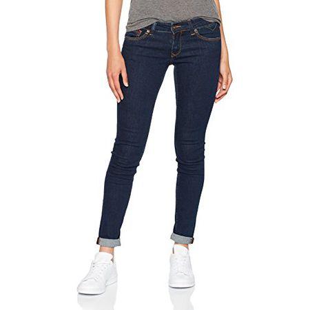 25c689ca47dde4 Hilfiger Denim Damen Jeans Low Rise Skinny Sophie Skrbst