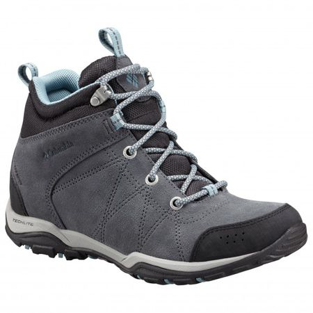 42693319a610d8 Columbia - Women s Fire Venture Mid Suede Waterproof Gr 10