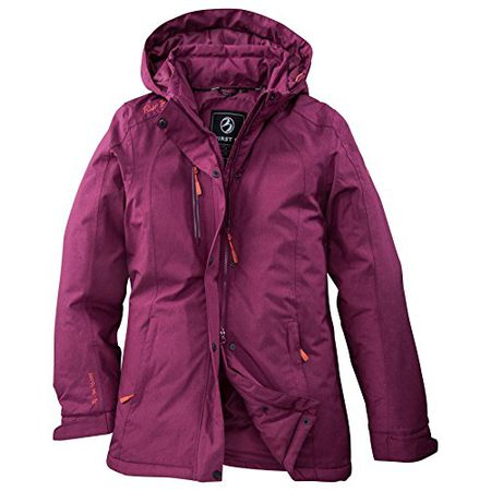 first b damen regenjacke