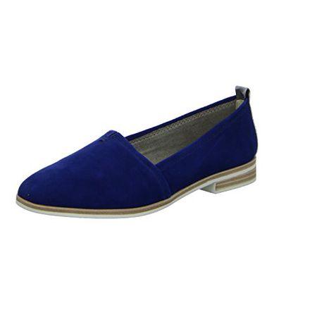 Tamaris 1 24205 28 Damen Slipper Blau, EU 38