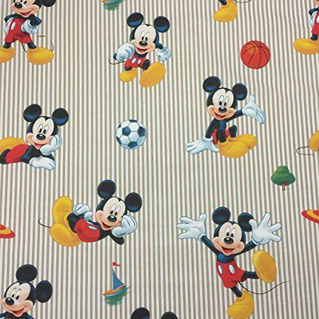 Stoff Gardine Voile  Stoff Meterware  Disney fur kinder Kinderzimmer cars
