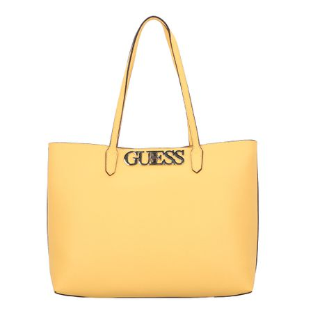 GUESS Shopper 'Uptown Chic Barcelona' gelb