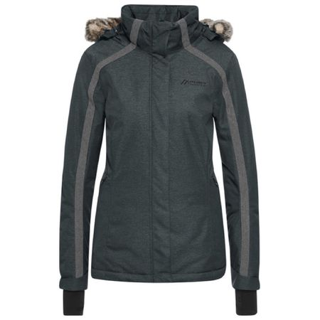 Sports Maier graphit 'Whiteface' taupe Jacke pGqSVMUzL