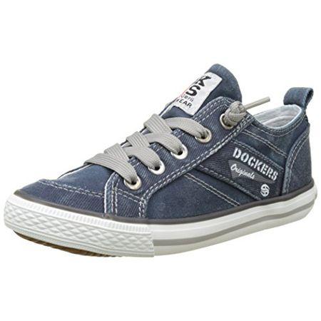 hübsch und bunt exklusives Sortiment unglaubliche Preise Schuhe & Handtaschen Dockers by Gerli Unisex-Kinder 38ay634 ...