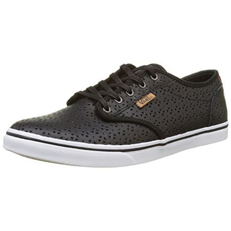 Vans Damen Wm Atwood Low DX Sneakers, Schwarz (Perf Circle), 36.5 EU