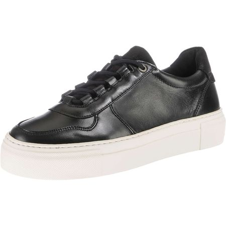 Marc O'Polo Damen 70113913501604 Sneaker, Blau (Dark Blue