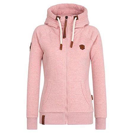 naketano zipped jacket family, Naketano Kapuzenjacke Mach Et