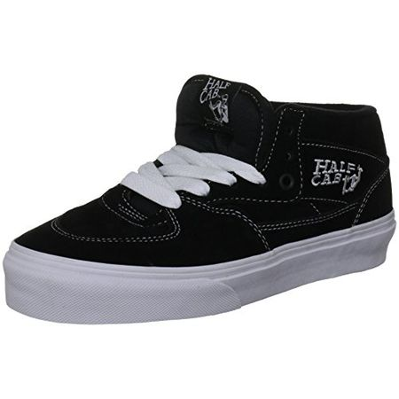 Vdz3blk Unisex SneakerSchwarzblackEu 9 Cab U 42us Black Half Vans Erwachsene 8nwN0Ovm