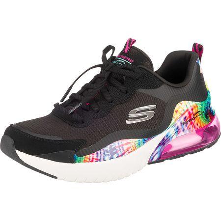 SKECHERS SKECH AIR STRATUS SUPER GALAXY Sneakers Low schwarz kombi Damen