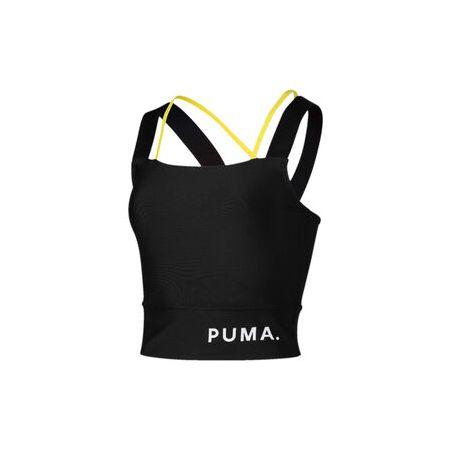 Puma Damen Iconic Racerback Tank Top Hang 1er Pack