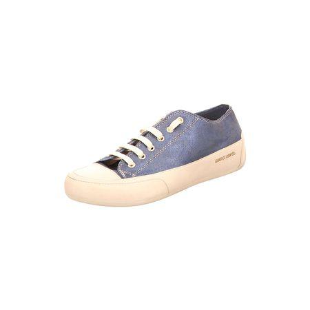 Damen Low Candice Sneaker Cooper Sneakers Blau 9eWD2IHEY