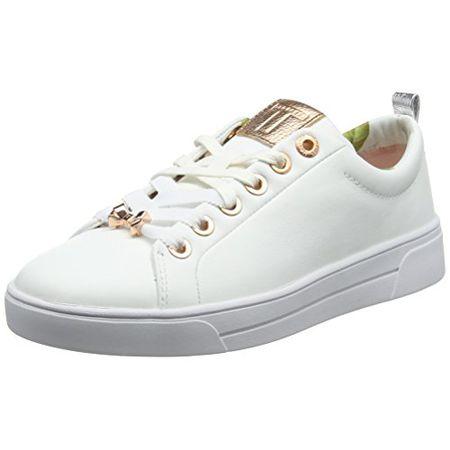 Baker Ted Damen SneakerWeißwhite39 Eu Kellei TJulFKc351