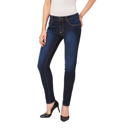 a22b78c88d6829 PADDOCKS Lucy - Skinny Leg - Dark Blue Used Effekt