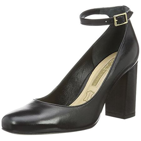 Buffalo London Pumps schwarz ::
