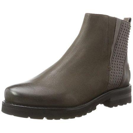 huge discount 51a52 6bf65 GERRY WEBER Shoes Damen Camile 08 Stiefel, Grau (Anthrazit (700)), 36 EU