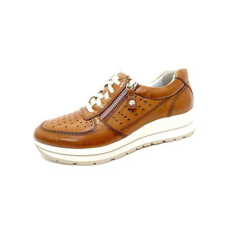 Tamaris Sneakers braun braun Damen