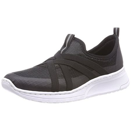 ea59de9c708918 Rieker Damen N5050 Slip on Sneaker